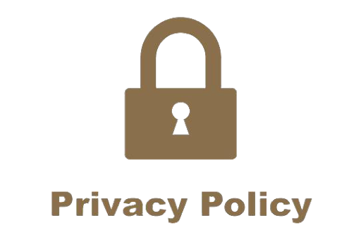 Lock image with Privacy Policy text